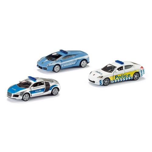 6302: geschenkset politie